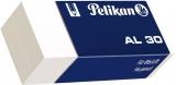 Radiera AL 30 plastic, alba, Pelikan