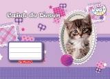 Caiet desen 24 file Pretty Pets Herlitz