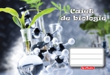 Set 5 caiete biologie 24 file Rock your School Herlitz