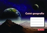 Set 5 caiete geografie 24 file Rock your School Herlitz