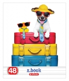 Set 10 caiete A5 48 file Cool Dog dictando Herlitz