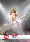 Caiet A4 60 file dictando Dance Herlitz
