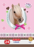 Caiet A5 24 file Tip I Pretty Pets Premium Herlitz