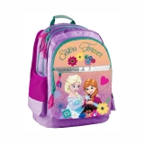 Rucsac 2 compartimente Frozen Sisters Forever Herlitz