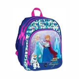 Rucsac 2 compartimente Frozen Make your own magic Herlitz