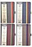 Bloc notes Ivory B-Band 9 x 14 cm, 192 file, matematica, diverse culori Herlitz