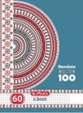 Set 5 Caiete A4 60 file matematica Romania 100 Herlitz