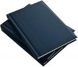 Agenda Herlitz, A5, nedatata, albastru