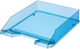 Tavita corespondenta A4 C4 clasic albastru royal translucid Herlitz