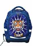 Ghiozdan neechipat Light Tiger Herlitz