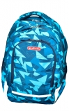 Rucsac Balance Blue Triangles Herlitz