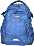 Rucsac Crash Navy blue Herlitz
