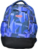 Rucsac Java Blue Art Herlitz