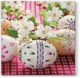 Servetele Paste Flori 33 x 33 cm, 3 straturi, 20 buc/set Herlitz