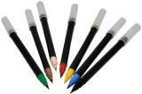 Pensule x.Paint 7 culori/set Herlitz