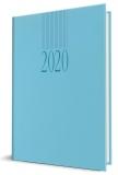 Agenda Herlitz A5 datata zilnic Tucson aqua 2020