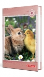 Agenda Herlitz A6 nedatata Bunny 2020