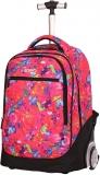 Rucsac Urban Trolley, ergonomic, compartiment pentru laptop 18 inch, roz Herlitz