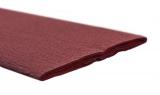 Hartie creponata Hobby, 50 x 200 cm, 31 g/mp, rosu rubin Herlitz