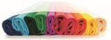 Hartie creponata hobby, 50 x 200 cm, diverse culori, 10 buc/set Herlitz