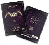 Caiet A4, 80 file, 70g/mp, dictando, colturi rotunjite, The Magic of Untold Herlitz