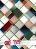 Set 5 Caiete A4 60 file matematica Holografic Herlitz
