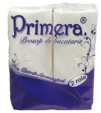 Prosoape hartie role 50 foi/rola 2 role/set Primera