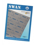 Indigo 100 coli/top  Swan albastru