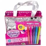 Poseta Cool cu paiete reversibile, Color Chic