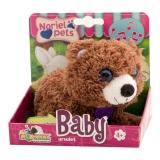Jucarie interactiva Baby Ursulet Noriel