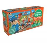 Puzzle 30 piese Masina de politie Noriel