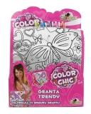 Jucarie interactiva Geanta Trendy Color Chic