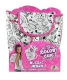 Jucarie interactiva Rucsac Urban Color Chic