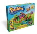 Set de modelat 1 Plastelino