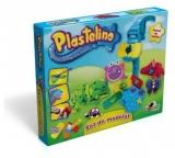 Set de modelat 2 Plastelino