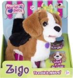 Jucarie de plus Zigo catelusul Beagle Noriel