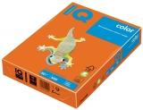 Hartie IQ color neon A3 orange 80 g/mp, 500 coli/top