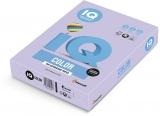 Hartie copiator IQ color trend A3 lavander 80 g/mp, 500 coli/top