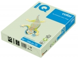 Hartie IQ Color Pastel Mondi A4 green, 80 g/mp, 500 coli/top