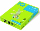 Hartie copiator IQ color intens A4 lime green 80 g/mp, 500 coli/top