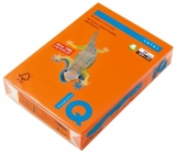 Hartie copiator IQ color trend A4 orange 80 g/mp, 500 coli/top