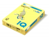 Hartie copiator IQ color pastel A4 yellow 80 g/mp 500 coli/top