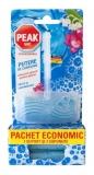 Odorizant WC frezie si lacramioara 3 x 40 g Peak