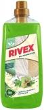 Detergent gresie si faianta multisuprafete sapun verde, 1 L Rivex