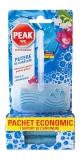 Odorizant wc putere de curatare 3 x 40g Freezie&Lacra Peak