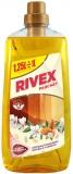 Solutie parchet cu lapte de migdale 1.25 L Rivex