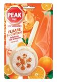 Odorizant wc Floare de Curatare portocala 45 g 3 buc/set Peak