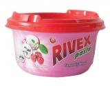 Pasta spalat vase 225 g aroma cirese Rivex