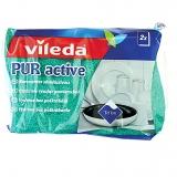 Burete vase pentru teflon Active Wave 2 buc Vileda