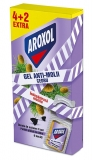 Pastile Cedru gel antimolii 6/set Aroxol